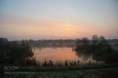 Germany - Mühlensee Sunrise IV by Rohdiamant