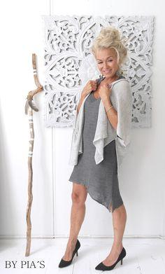 BYPIAS Handknitted linen, Nordic design www.bypias.com