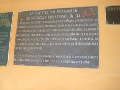 """Estación Experimental Jaime Henao Jaramillo """"El Laurel"""" Fac. de Agronomía-UCV"""