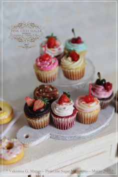 Валентина Gaia Говядины - PinkCute Sugar Miniatures: ➽ Miniature food