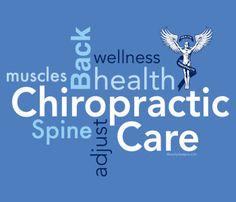 Chiropractic Adjustment www.youllfeelbetter.com