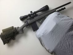 Nice Remington 700 Tactical in .308. More Remington 700 Accessories ar at http://www.mountsplus.com/AR-15_Accessories/AR-15_Scope_Mounts/REMINGTON_700_ACCESSORIES.html