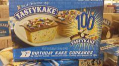 What's Your Favorite Tastykake?
