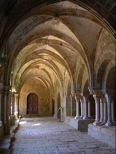 Abbaye de Fontfroide . France