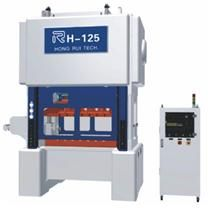 H-Frame Punch Press Machine,Model:H-125
