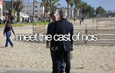 Meet the cast of NCIS!! Yes! I want to SO BAD!!