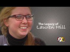 Lauren Hill Memorial Service - YouTube