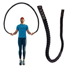Home Fitness Heavy Jump Skipping Rope Training Building Muscle Ropes Jump Rope Training, Power Training, Strength Training, Ooty, Fat Bombs, Condition Physique, Weighted Jump Rope, Speed Rope, Gym