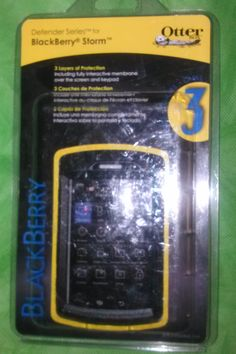 NEW - OTTERBOX Defender - Blackberry Storm Case - NIP - Free Shipping - GIN