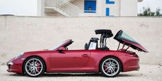 The magic of the new Targa is mechanical performance art. That it's cheaper and better than the Cabrio is engineering magic.