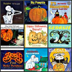 Most adorable kids books for halloween :-)