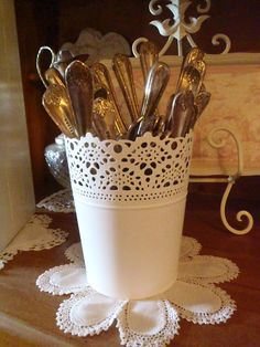 vintage cutlery my home