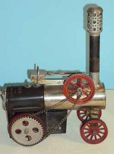 Weeden No.643 toy steam tractor