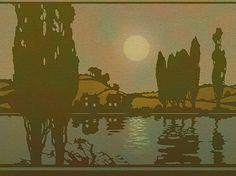 Fine Art Posters | Bradbury & Bradbury Art Wallpapers