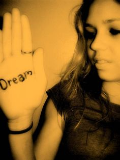 Dream of to a land of your own.. where everything is how it is suppose to be…..!†