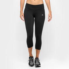546c3956a4 Calça Corsário Adidas Ess Clima - Compre Agora