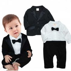 For special occasions, a formal wear like #tuxedo could be a wonderful options. As formal as it sounds, when your tiny kiddo wears it, you will have a whole new perspective of looking at this piece of #clothing. Read more: http://www.babycouture.in/blog/baby-boy-formals-for-special-occasions/