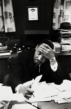 Henri Cartier-Bresson: Martin Luther King Jr. 1961
