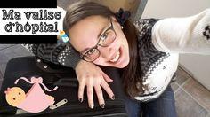 Ma valise d'hôpital