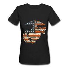 Love this! USMC EGA shirt
