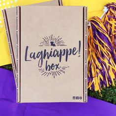 It's time to bring you our favorite season of the year, watching the boys of fall with our Louisiana gameday themed Lagniappe Box! We are curating a fun tailgate in a box, so get ready!
