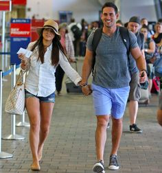 Andi Dorfman & Josh Murray's Wedding Date Is Much Sooner Than We Expected