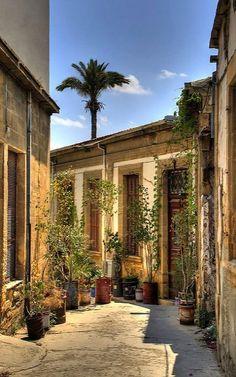 Old town of Nicosia, Cyprus   by sweenpole2001