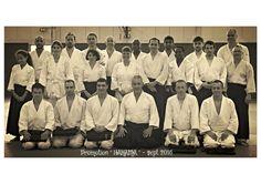 Cérémonie de remise officielle de Hakama aux promus - 11 septembre 2016 - AIKIDO-BUDO.  B.M.S. AIKIDO - Le Blanc-Mesnil.  www.aikido-budo.fr  #aikido #hakama #aiki #artmartial #budo #aikidoka #bokken #aikiken #aikijo #bukiwaza