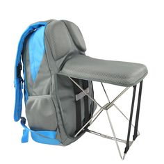 New Fashion Outdoor Multi-function Foldable Chair Backpack For Traveling Hiking Camping Fishing