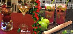 ¡Mientras este festejando y parrandeando esta temporada navideña, te invitamos a que saborees algunos sabrosos #cócteles #navideños desde tu casa! #ReunionResort #LoveFl #MyKissimmee #ViveKiss #Kissimmee #Vacaciones #Florida #MojitoFairy