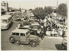 Estación Ferroviaria 1962 #mdq - Haynes Publishing Company Archive //Programa Archivos en Peligro - Biblioteca Británica // Endangered Archives Program -British Library