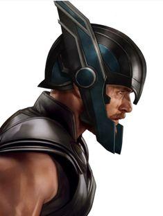 Gladiator Thor - Ben Oliver