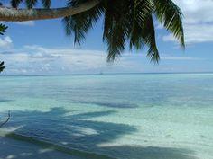 Waking up @ Peros Banhos - Chagos Archipelago