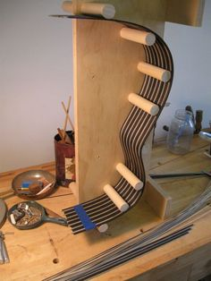 bending acoustic sides