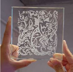 dremel engraved glass | GLASS ENGRAVING USING A DREMEL ENGRAVER - dust - American Woodworker