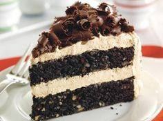 I grabbed this off the Hershey's Recipe site (this is only 1 of many). They all look so good, but I HAVE to try this one. Looks so decadent.Hershey's site: http://www.hersheys.com/recipes/4655/European-Mocha-Fudge-Cake.aspx#