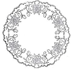 Free vintage hand embroidery patterns - pintangle.com