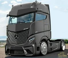 Freightliner Trucks, Scania V8, Cool Trucks, Big Trucks, Mercedes Benz Commercial, Mb Truck, Truck Tattoo, Camper Boat, Mercedes Benz Trucks