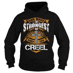 CREEL CREELBIRTHDAY CREELYEAR CREELHOODIE CREELNAME CREELHOODIES  TSHIRT FOR YOU