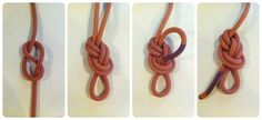 How to tie a Yosemite finish on a figure eight follow through. #climbing
