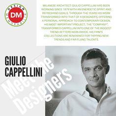 #MeetTheDesigners #DesignMemorabilia #Italy #creative #design #gift #kitchenware #kitchen #homedecor #home #GiulioCappellini