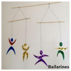 móviles Montessori Diy Montessori Toys, Loom Knitting, Kids, Baby, United Nations, Housekeeping, Happy Children, Craft, Shape