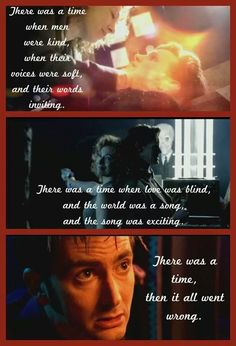 Doctor Who meets Les Mis