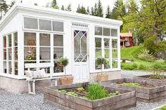 Bildresultat för växthus till pallkrage