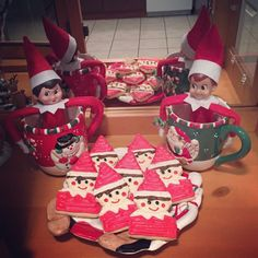 Special delivery of Elf on The Shelf cookies!!!  https://www.facebook.com/JessLasher/timeline/story?ut=43&wstart=0&wend=1451635199&hash=7421271096930635601&pagefilter=3