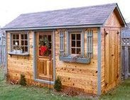 Free Shed Plans and Free DIY Building Guides:  Learn How To Build Your Own Shed or Mini Barn