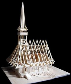 archimodels:  © betiuc eduard - romanian wood church - bezded, salaj, romania - 2012