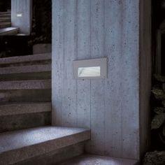 Brick LED Downunder Vegglampe
