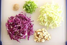 Paleo Red Cabbage Asian Salad w' Sweet Apple Cider Vinegar Dressing « Jenn-Fit Blog – Healthy Exercise   Healthy Food   Healthy Living