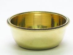 Brass Bowl 100ml Capacity Imported from India https://www.amazon.com/dp/B004X5BCZA/ref=cm_sw_r_pi_dp_wFLKxbPCZD2XP